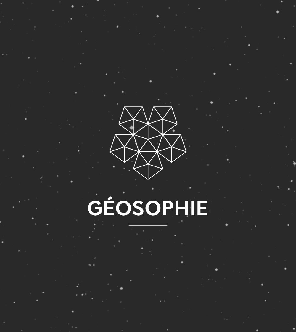 Géosophie