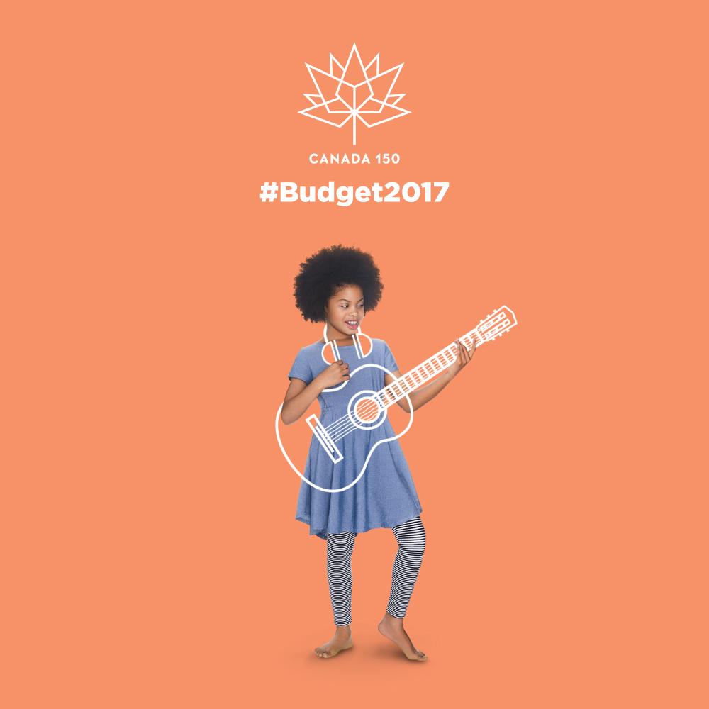 BUDGET CANADA 2017